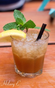 Sweet Tea Bourbon