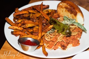 Wild Boar Sloppy Joe