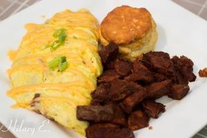 Boystown Omelette