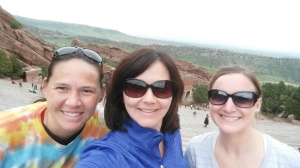 Hiking Red Rocks with Shelby & Andrea