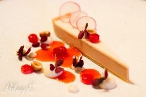 Preserved Foie Gras Tart